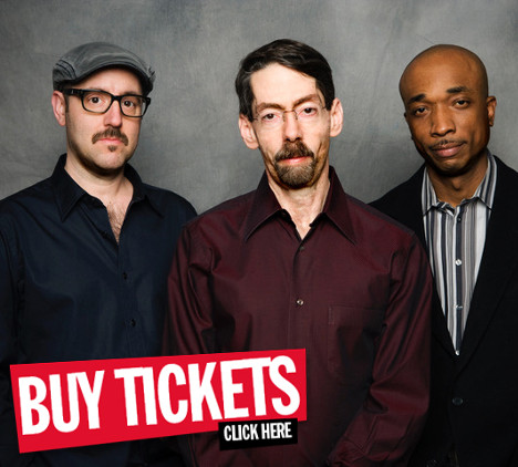 Fred Hersch Trio - GRAND OPENING @ Riverside Studios Cologne